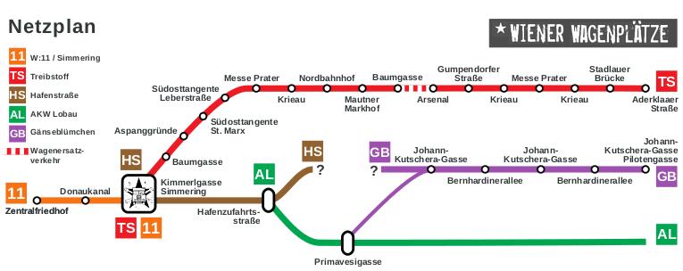 Wiener Wagenplatz-Linien